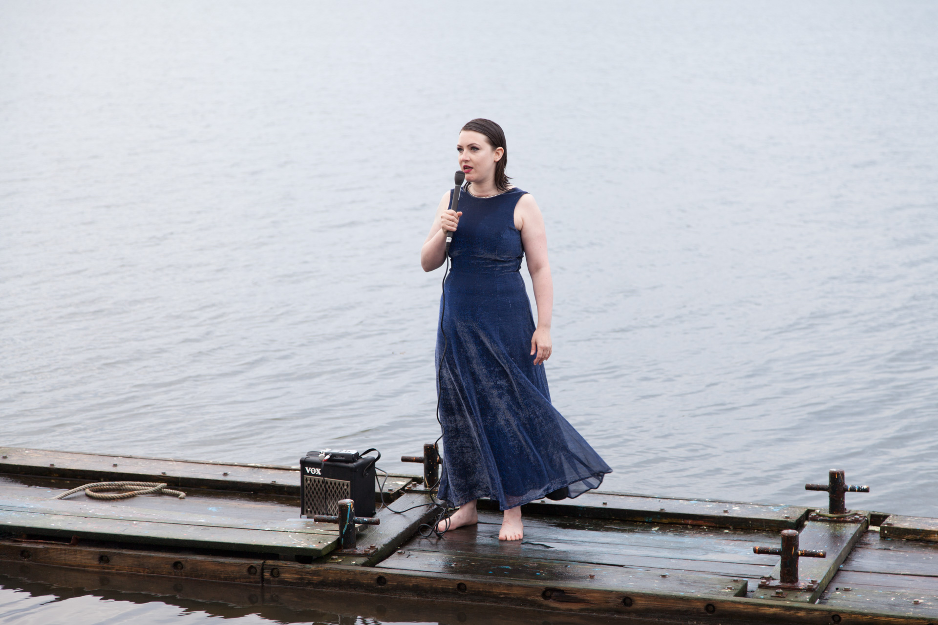 Sarah Duffy, SONG TO THE SIREN: PART ONE – Performance